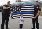 Clearwater police surprise 4YO boy