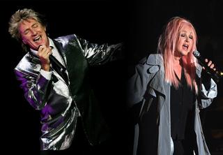 Rod Stewart, Cyndi Lauper coming to Tampa