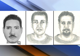 Deputies search for 'distraction scam' suspects