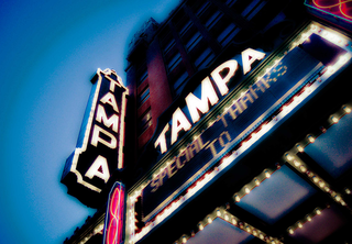 Valentine's Day vow renewal at Tampa Theatre