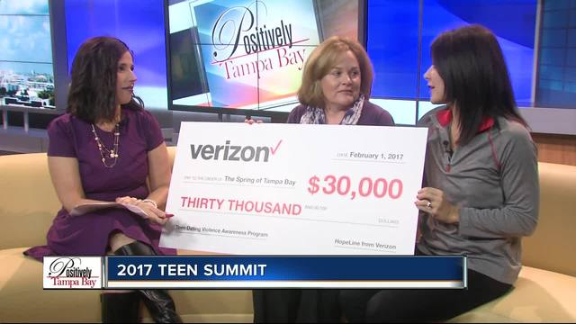 Positively Tampa Bay- Teen Summit