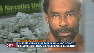 Largest heroin bust ever in Hernando County