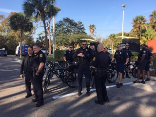 PHOTOS: Protesters gather in Tampa