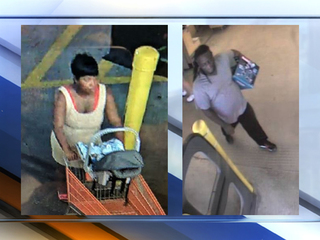 Police looking for suspects who used stolen credit card at for 0 home depot credit card