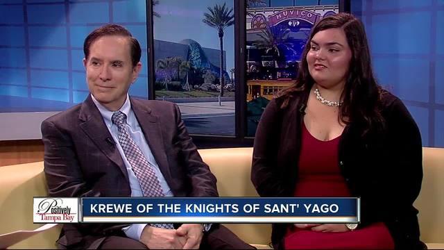 Positively Tampa Bay- Knight Parade