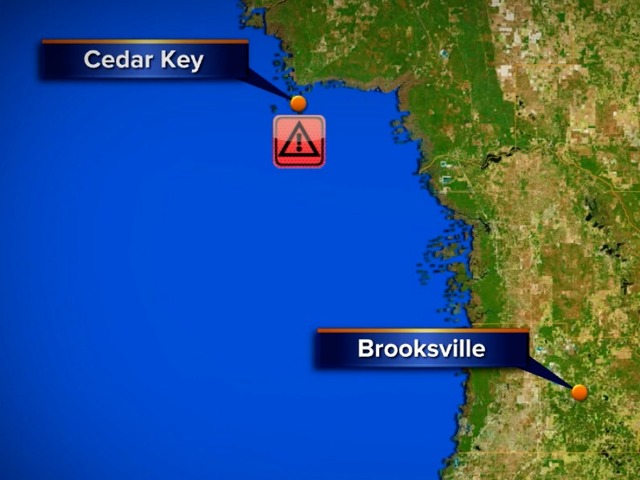 Coast Guard searches for missing plane near Cedar Key
