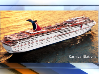 Crews search for missing cruise ship passenger
