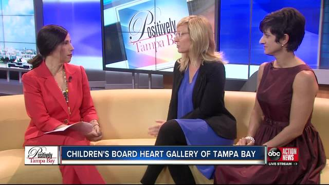 Positively Tampa Bay- Heart Gallery
