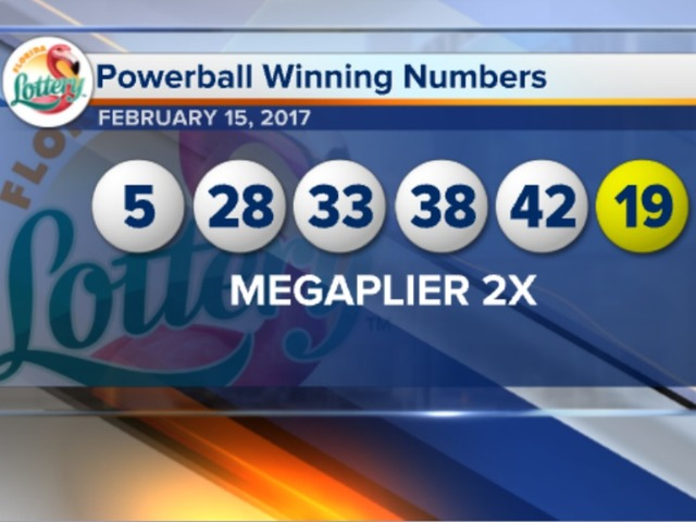 Powerball 2/15/17 winning numbers, live lottery results for Wednesday's $310M drawing