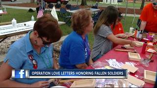 Gold star families remember loved ones