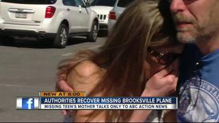 EXCLUSIVE: Mom of 17YO plane crash victim speaks