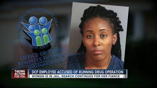Fmr. DCF employee arrested for drug trafficking