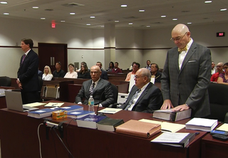 Theater shooting 'stand your ground' hearing