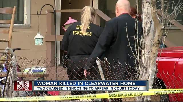 Woman killed in Clearwater home- left in home for 2 weeks