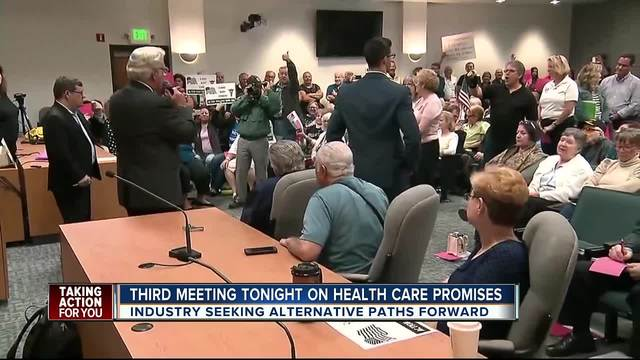 Obamacare debate continues in Tampa Bay Area