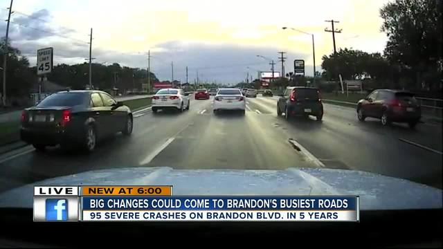 County aims to make Brandon roads safer- easier to travel