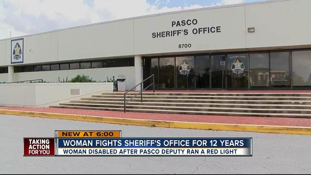 Pasco County woman takes legal battle against sheriff-s office to FL Senate