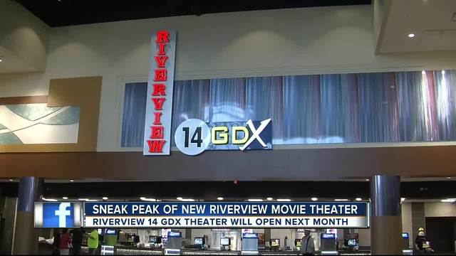 New state-of-the-art movie theater coming to Riverview in March