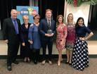 17 YO wins award for saving 71 YO man from pond