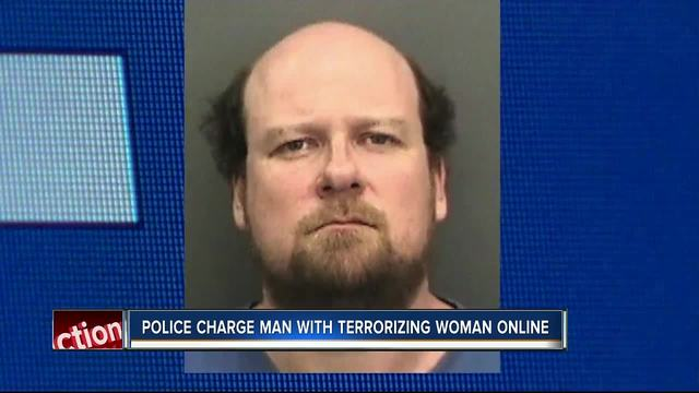 Police- suspect secretly recorded victim during sex- posted pics online