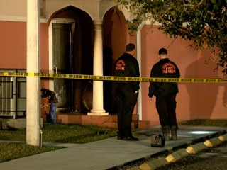 Tampa mosque fire ruled arson, reward offered