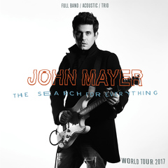 John Mayer coming to Amalie Arena this summer