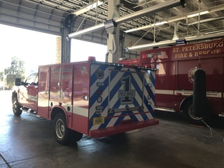 Fire Dept. gets new trucks to cut response time