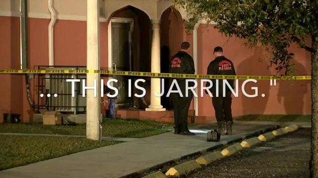 Florida mosque fire ruled arson