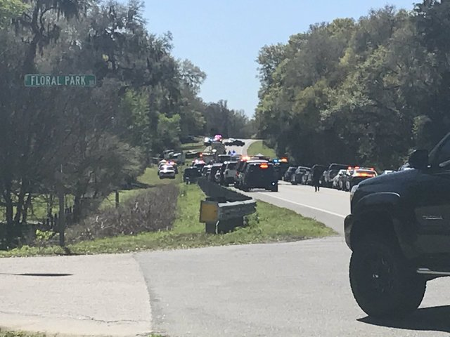 Sheriff: Gunman killed after firing at Florida pipeline site