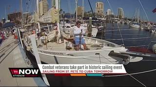 Blind veteran sailing to Cuba in Regatta race