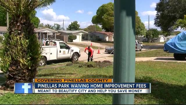 Saving You Cash Pinellas Park Waives Permit Fee On Home Upgrades