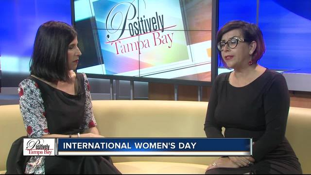 Positively Tampa Bay- Intl Women-s Day