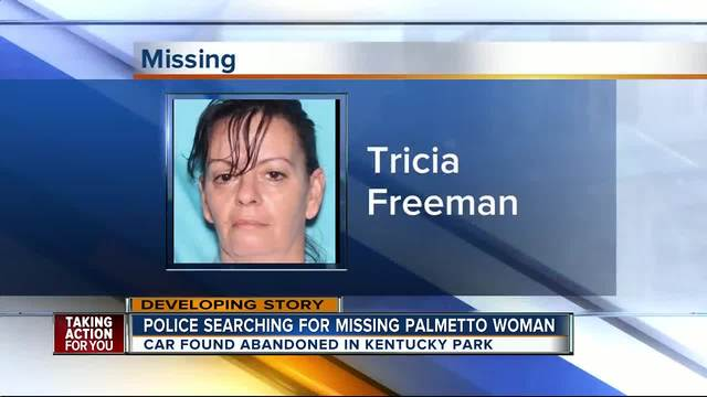Missing body of Palmetto woman found in Chiefland