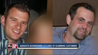 Customers accuse Sarasota men of running scams
