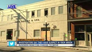 Investigators: suspect in Ybor arson identified