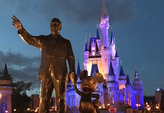 Disney moves Magic Kingdom metal detectors