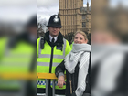 FL mom takes pic w/ London officer before attack