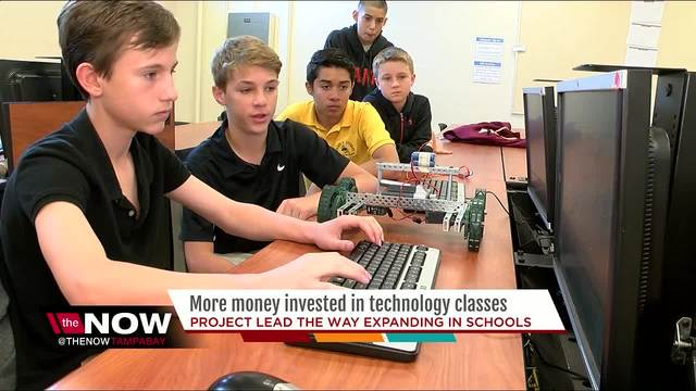 Grant for new computer science classes will help students in Bay area schools