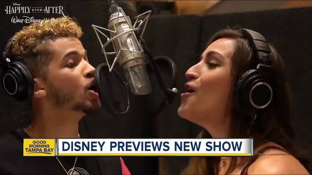Disney previews new show that will replace -Wishes-