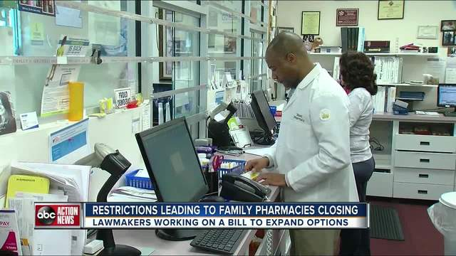 Lawmakers working on pharmacy bill after I-Team report