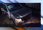 Driver leaves passenger to die in crashed SUV