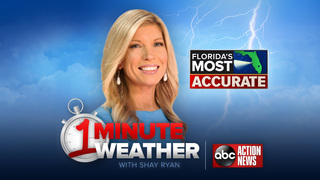 FORECAST: Sunny, warm and dry today