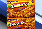 More than 35K lbs. of frozen taquitos recalled