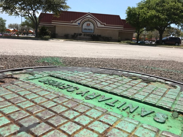 County Workers Will Soon Start Installing New Ozone Technology To Cut Down On The Strong Sewage Smell Along Park Boulevard In Seminole