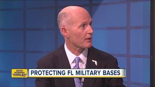 VIDEO: Gov. Scott on Good Morning Tampa Bay