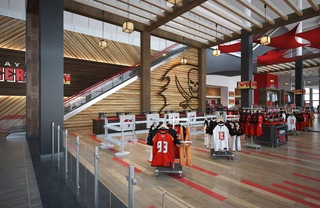 More upgrades announced for Bucs stadium