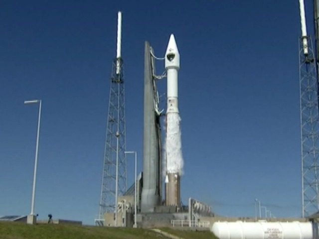 Cold weather not expected to delay Atlas V launch