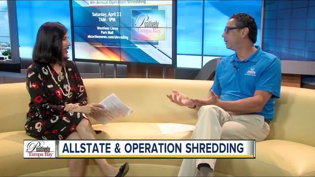 Positively Tampa Bay- Operation Shredding