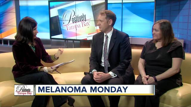 Positively Tampa Bay- Free Skin Cancer Screenings