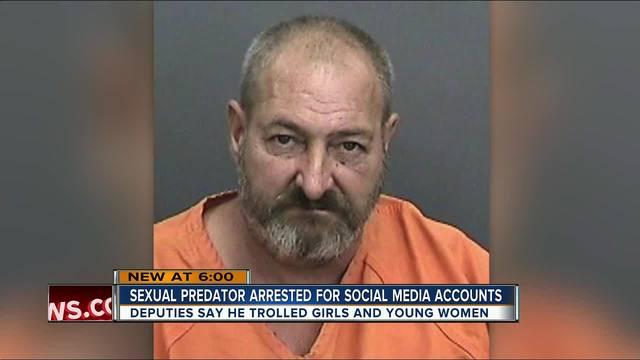 Data base of sexual predators